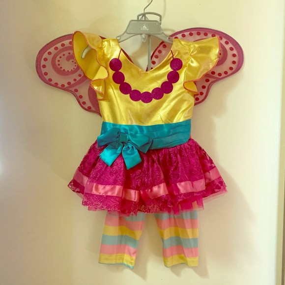 Disney Costumes Fancy Nancy Costume Poshmark